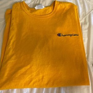 Urban Outfitters Oversized Champion T Shirt